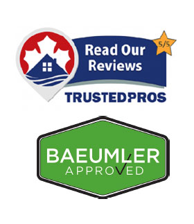 Trusted Pros / Baeumler Approved